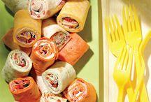 recettes pour boîte à lunch