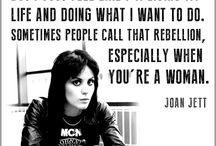 Joan Jett / We love Joan!!!! / by Rock 'n' Roll Creative