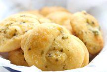 Keto/LCHF breads