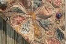 Kantha / Boro, stitching