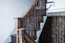 Staircases - Mark Lewis Interior Design