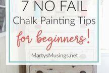 chaulk paint