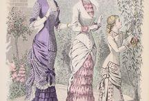 Fashion Plates and Portraits: 1877-1882