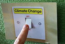 Climate Change / These websites were chosen to assist students in their research on climate change and to suggest ways to effect change on individual and governmental levels.
