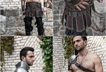 Gladiator Costume / Stay in touch on Facebook! https://www.facebook.com/maskerix/