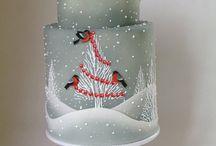 Tårtor / Cake decorating
