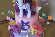 Karalina's  My Little Pony birthday party