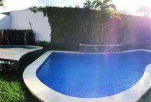 Los Laureles contemporary luxury home with pool in Escazu
