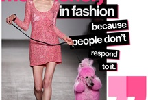 Let's talk fashion!
