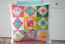 quilt and patchwork / by HomeBakedOnline