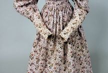 1820s & 1830s Clothing