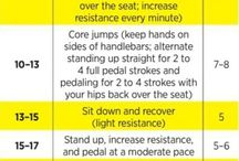 spin workouts