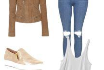 Outfits primavera-verano 2015 / Te proponemos unos looks perfectos para la llegada de la primavera y el verano.