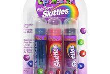 Lip smackers! / Yummy scented lip balms!