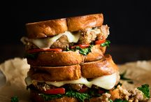 Sandwich Recipes / The best sandwich recipes around - for lunch, dinner, or any time!