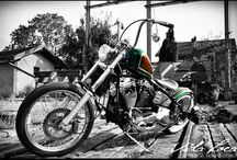"Softail Harley ""Pura Vida"" Designed by Vida Loca Choppers / Softail Harley ""Pura Vida"" Designed by Vida Loca Choppers in 2014"