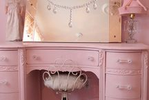 ::: Pretty in Pink Decor ::: / ~*~ Romance, Love and all things Sweet - Simply Pretty in Pink ~*~