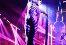 2015 - Manchester Central - Cirque de Lumière @ Christmas Party World / Cirque de Lumière ... a breathtaking fusion of circus entertainment and spectacular lighting accompanied by a delicious festive dinner, disco dancing and after dinner entertainment.