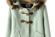 I love pretty coats  / by Cindy Hoitink