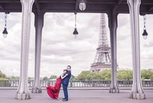 Romantic Europe - Engagement collection