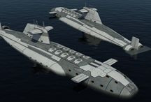 Submarine Concepts - Real or fantasy