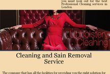 Find Cleaning Company London