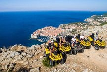 ADVENTURES IN DUBROVNIK / If you are an active traveller, adrenaline junkie or just looking for some adventure....then we are the wright place for you !!  We are offering you the best things to do when you are in Dubrovnik.   Escape from the crowded streets and explore untouched nature and fields, local villages,breathtakeing views,domestic food and beautiful crystal clear Adriatic sea.