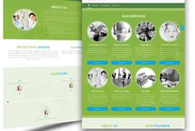 Web Design & Development / You may check http://www.digitalrevolution.in for more details...