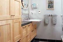 Bathroom Ideas / A collection of great idea's from our work, for your bathroom remodel.