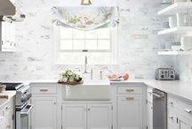 Inspiring Kitchen Spaces