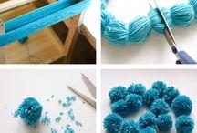 laine et bout de ficelle