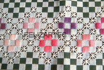Клетчатая Бумажная Ткань