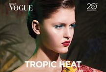 Tropic Heat #20thAnniversary / Fun. Playful. Colourful.  KIKO MILANO presents Tropic Heat, the second in the capsule collection, this edition designed by the founders of Leitmotiv, Juan Caro and Fabio Sasso.  The designers' eclectic style is visible in the products' floral and fruity decorations.
