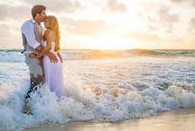 Destination Wedding Ideas / Just engaged and want to get married in a city, state, or country away from where you live? Get inspired and find popular (and not so popular) wedding destinations. From  tropical islands to large city skylines, we're finding favorites you might like too.