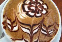 Kávé, tea (coffee, café, tea)