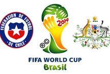 Chile 3-1 Australia / Chile, sufrimiento e ilusión (3-1) La selección chilena comenzó con buen pie la Copa Mundial de la FIFA™ al vencer a los aussies por 3-1 tras un gran inicio. El encuentro fue emparejándose hasta terminar con La Roja apretada.