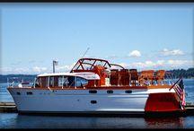 Racing Multihulls $ wooden motor boats