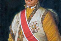 strój polski w XVIII wieku