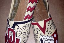 Go sooners! / by Heather Fine