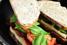 Griddled Sandwiches