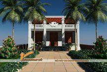 Vietnamarch thiết kế nhà thờ họ - mẫu nhà thờ 3 gian 2 mái / Thiết kế nhà thờ họ, nhà từ đường 3 gian 2 mái... các công trình kiến trúc tâm linh. Nhiều mẫu thiet ke nha tho xem tại đây: http://vietnamarch.com/thiet-ke-kien-truc/nha-tho-ho.html