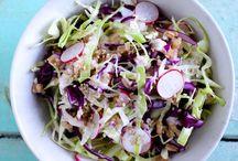 Salat / Forskellige salater