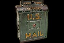 Mailboxes / by National Postal Museum