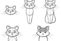 Desene animale  personaje