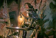 Fantasy Art Illustration: Game Art / Everything I love about the art of fantasy games