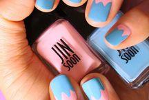 El manicure perfecto para la playa.