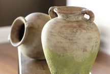 Pottery and ceramics / by Nat Johnstone