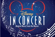 Disney in Concert: January 11, 2015 / The Long Center Presents Disney in Concert, January 11 at the Long Center.  This spectacular musical program explores many of Walt Disney's stories and characters through some of the best loved songs in movie history. DISNEY IN CONCERT:  Magical Music from the Movies features a 38-piece orchestra, four Broadway vocalists, and Disney-produced visuals, including rare original storyboard artwork and video from the films.