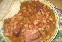 Beans, Beans & more Beans / by Aurora Canales