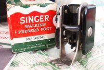 Sewing machine gadgets